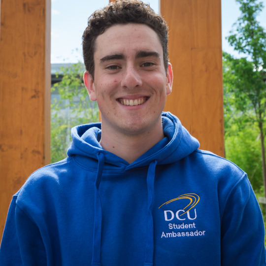 Conor Meyler, BEng in Mechatronic Engineering Student