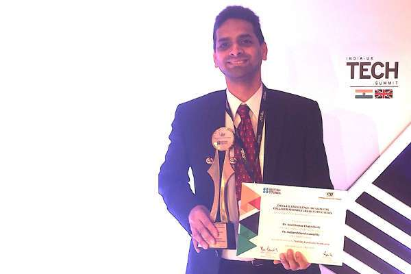 India-UK Research Excellence Award