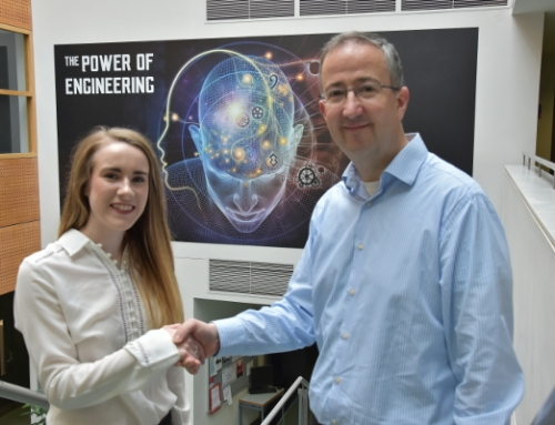 ECE Student awarded 'ON Semiconductor Scholarship 2017/2018'