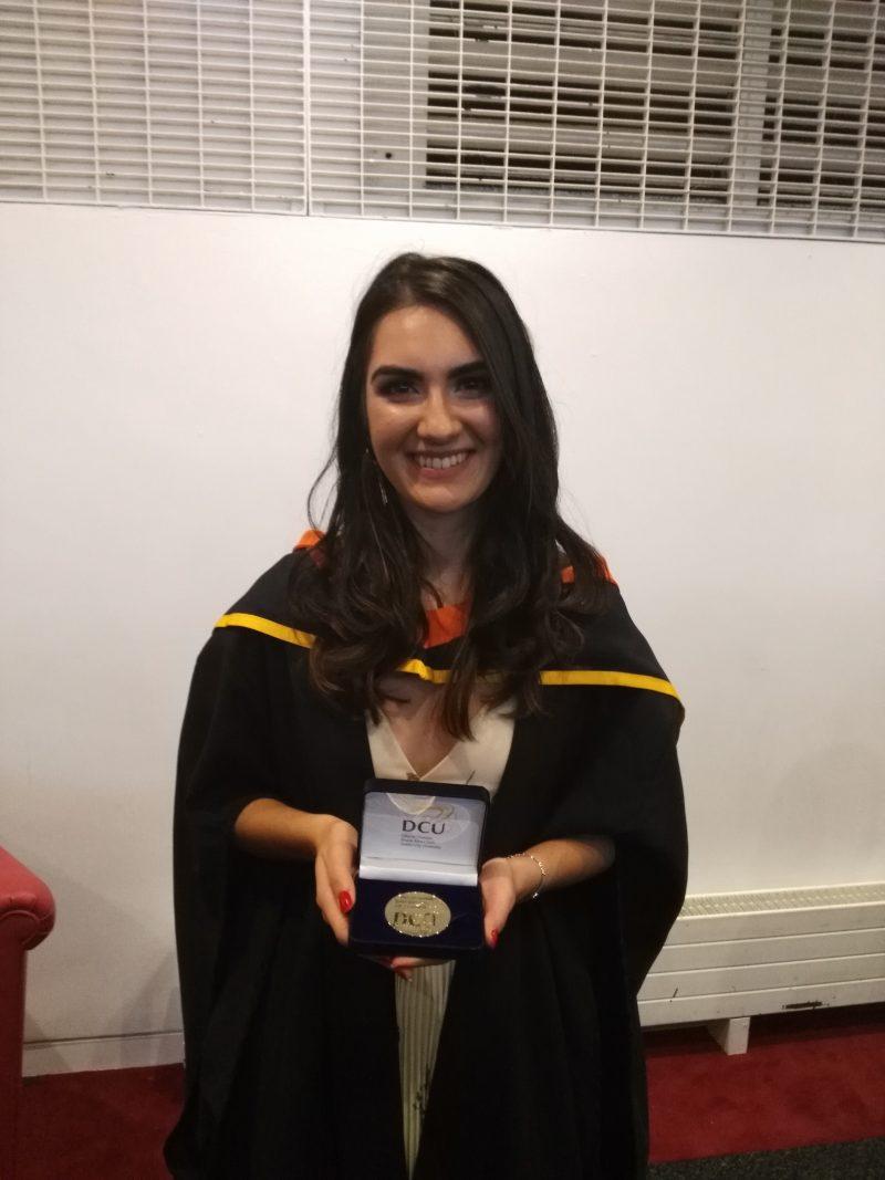 Chancellors Medal Awardee: Zeynep Tugrul (ECE 2018)