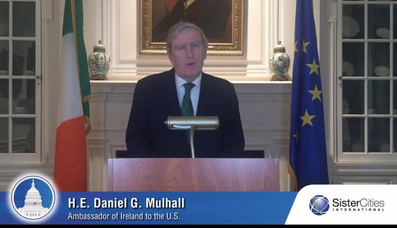 Ambassador Daniel Mulhall