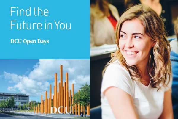 DCU Open Day 2017